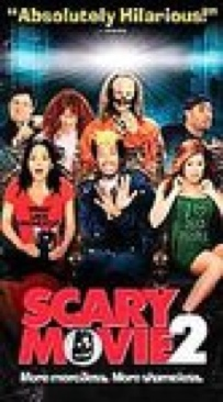 Scary Movie 2 - VHS cover