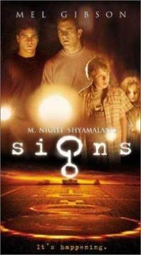 Signs - VHS cover
