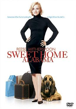 Sweet Home Alabama - DVD cover
