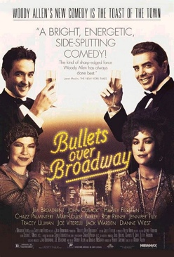 Bullets Over Broadway - DVD cover
