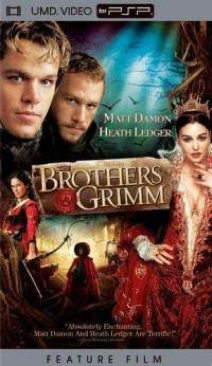 The Brothers Grimm - UMD cover