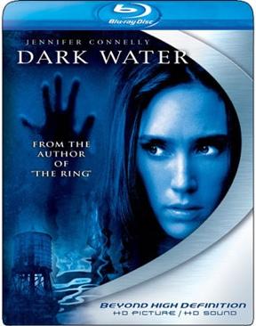 Dark Water - Blu-ray cover