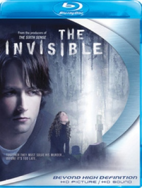 The Invisible - Blu-ray cover