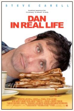 Dan In Real Life - DVD cover