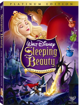 Sleeping Beauty - DVD cover