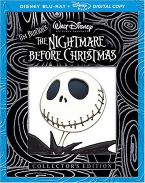 The Nightmare Before Christmas - Blu-ray cover