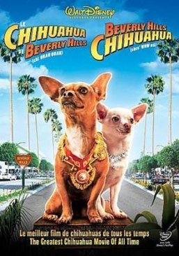 Beverly Hills Chihuahua - CED cover