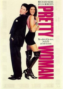 Pretty Woman - Blu-ray cover