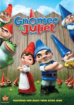 Gnomeo & Juliet - Betamax cover