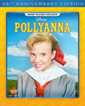 Pollyanna - Blu-ray cover