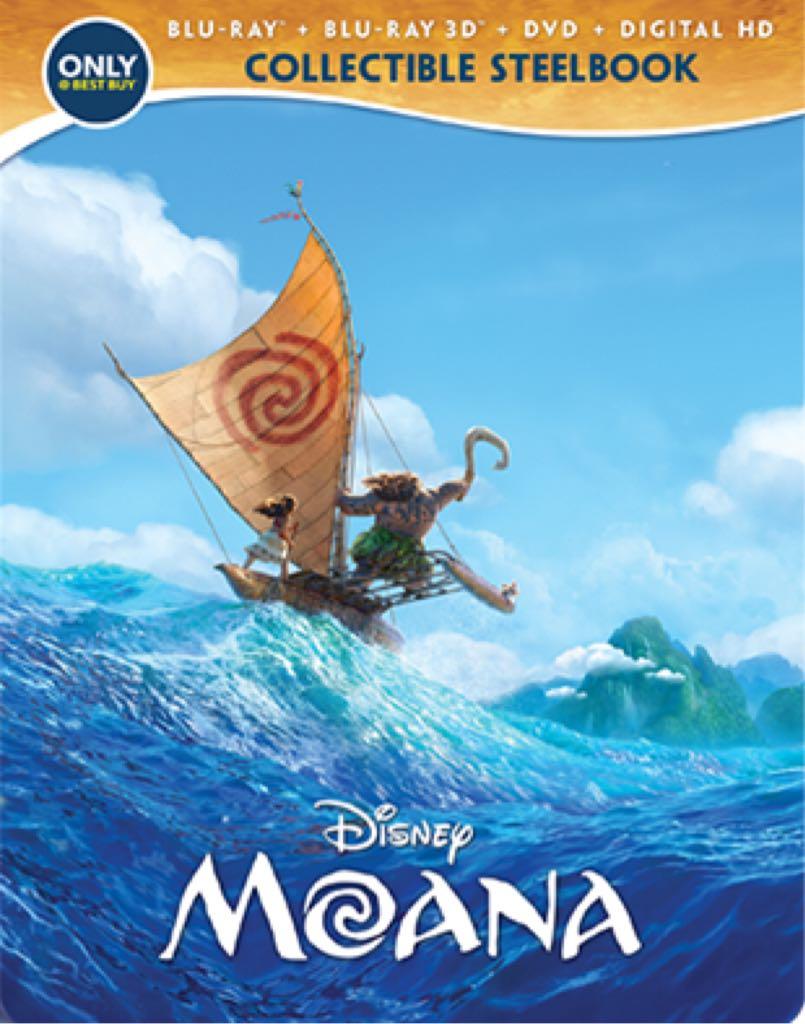 Moana -  cover