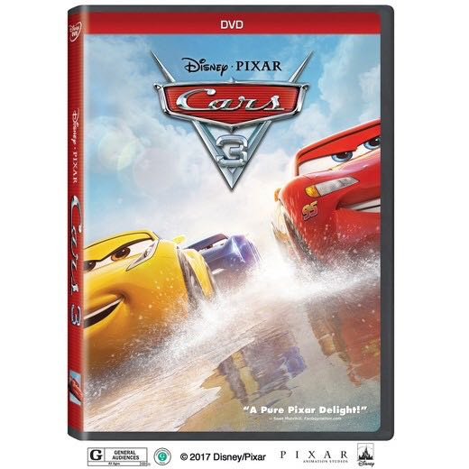 Cars 3 -  cover