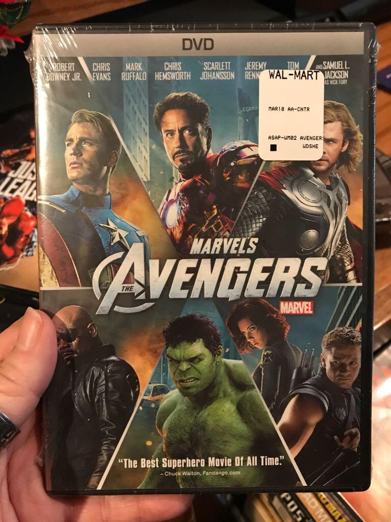 Avengers 6: Avengers Assemble  -  cover