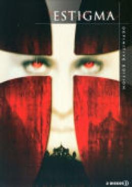 Stigmata - DVD cover