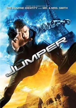 Jumper - DVD cover