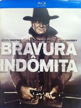 Bravura Indômita - Blu-ray cover
