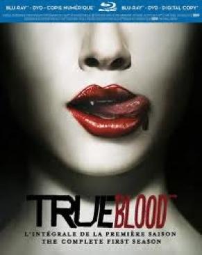 True Blood - Blu-ray cover