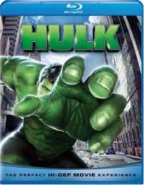 Hulk - Blu-ray cover