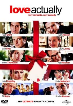 Love Actually - DVD cover