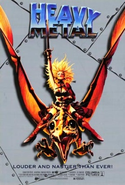 Heavy Metal - VHS cover