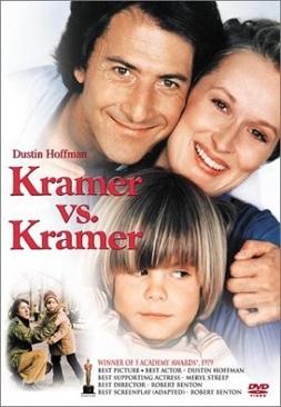 Kramer vs. Kramer - DVD cover
