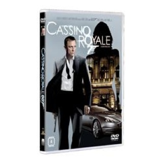 007 - Cassino Royale - DVD cover