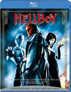 Hellboy - Blu-ray cover