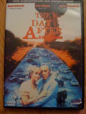 The Day After - DVD cover