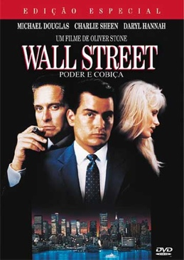 Wall Street - DVD cover