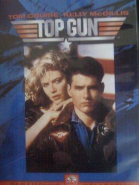 Top Gun - DVD cover