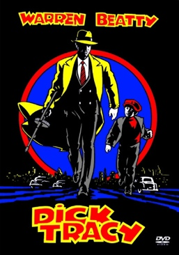 Dick Tracy - DVD cover
