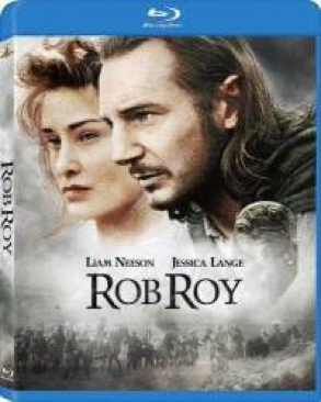 Rob Roy - Blu-ray cover