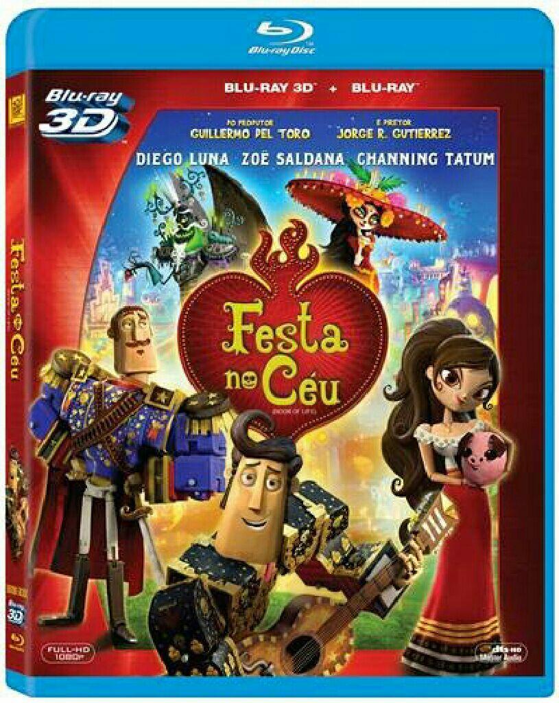 Festa No Céu 3D -  cover