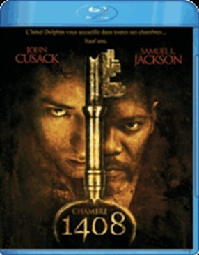1408 - Blu-ray cover