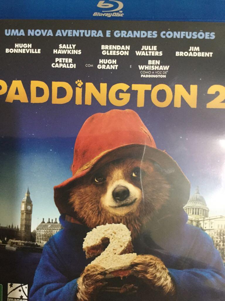 Paddington 2 -  cover