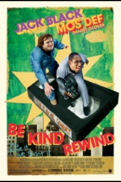 Be Kind Rewind - CED cover