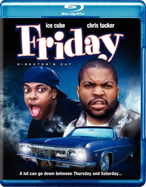 Friday 1 - Blu-ray cover