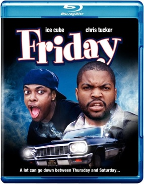 Friday - Blu-ray cover