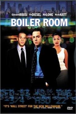 Boiler Room - Video CD cover