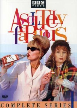 Absolutely Fabulous - Betamax cover