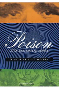 Poison - DVD cover