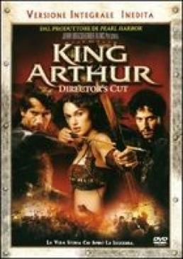 King Arthur - DVD cover