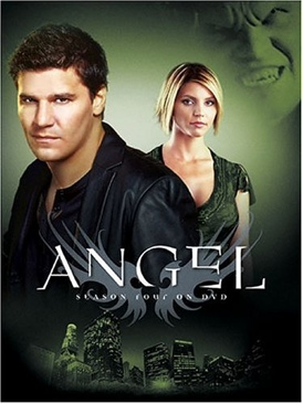 Angel - VHS cover