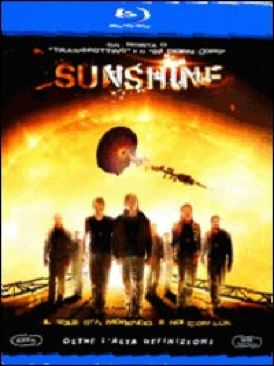 Sunshine - Blu-ray cover