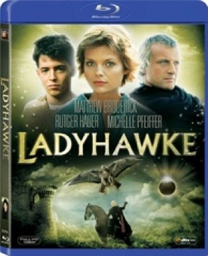 Ladyhawke - Blu-ray cover