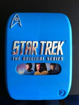 Star Trek Series: The Original Series - DVD cover
