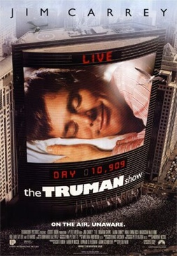 The Truman Show - DVD cover