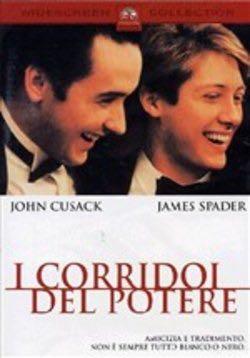 I CORRIDOI DEL POTERE -  cover