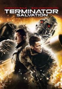 Terminator Salvation, Part 4 - DVD cover