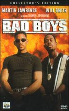 Bad Boys - DVD cover